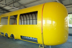 Trailer body production