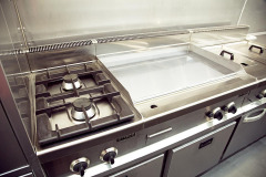Food truck catering equipment