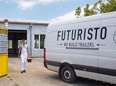 Food truck franchise - idea for business