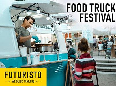 Chicafo food truck festival