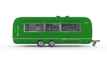 Buy new trailer, do not but used food truck