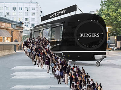 Food truck strategies how to attract clients